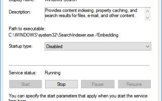 Исправлено использование диска Windows 10 1809 после установки последних обновлений Windows