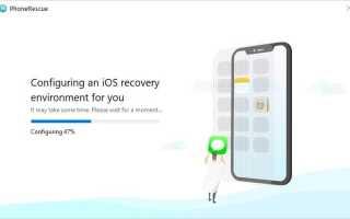 Как восстановить фотографии iPhone / Android с помощью PhoneRescue 2020