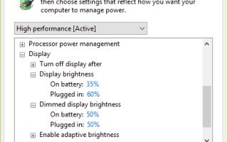 Решено: не работает яркость Windows 10 (не могу отрегулировать яркость экрана) 2020